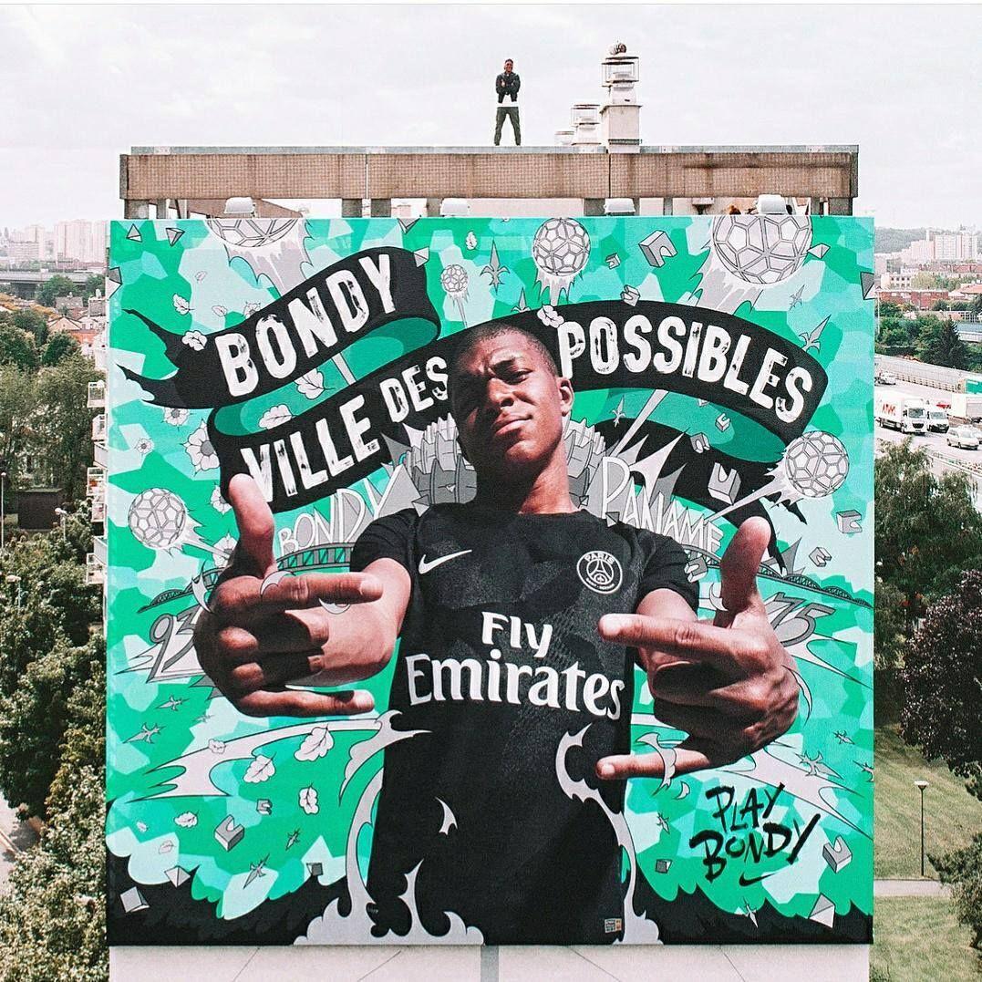 Mbappe Bondy ville des possibles